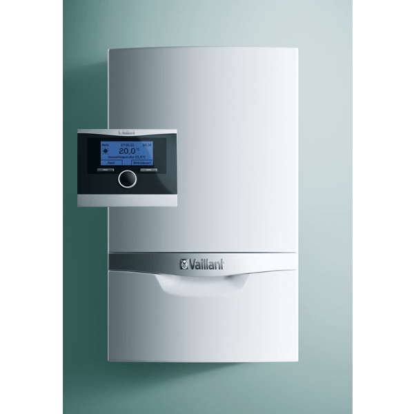 Vaillant Ecotec Plus 236:5-5 F + Termostato Calormatic 370F
